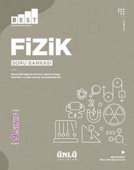 Ünlü Yayıncılık 9. Sınıf Fizik BEST Soru Bankası
