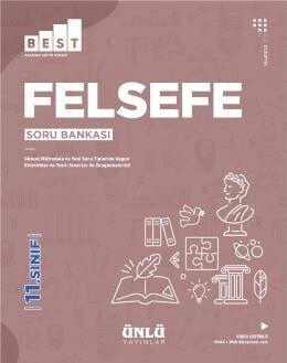 Ünlü Yayıncılık 11. Sınıf Felsefe BEST Soru Bankası