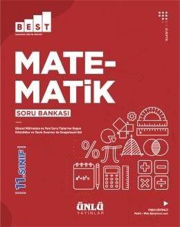 Ünlü Yayıncılık 11. Sınıf Matematik BEST Soru Bankası