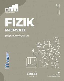 Ünlü Yayıncılık 11. Sınıf Fizik BEST Soru Bankası