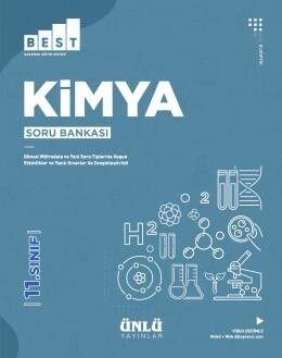 Ünlü Yayıncılık 11. Sınıf Kimya BEST Soru Bankası