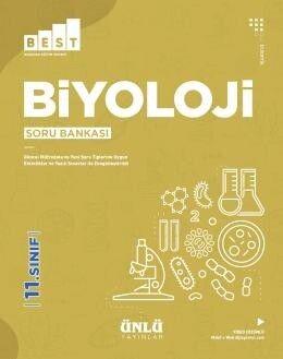 Ünlü Yayıncılık 11. Sınıf Biyoloji BEST Soru Bankası