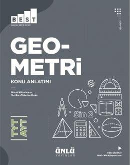 Ünlü Yayıncılık TYT AYT Geometri BEST Konu Anlatım