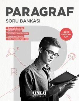 Ünlü Yayıncılık Paragraf Soru Bankası