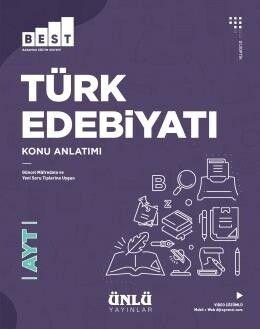 Ünlü Yayıncılık AYT Türk Dili ve Edebiyatı BEST Konu Anlatım