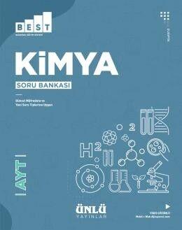 Ünlü Yayıncılık AYT Kimya BEST Soru Bankası