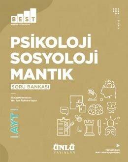 Ünlü Yayıncılık AYT Psikoloji Sosyoloji Mantık BEST Soru Bankası