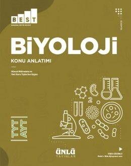 Ünlü Yayıncılık TYT AYT Biyoloji BEST Konu Anlatım