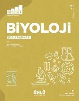 Ünlü Yayıncılık TYT AYT Biyoloji BEST Soru Bankası