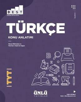 Ünlü Yayıncılık TYT Türkçe BEST Konu Anlatım
