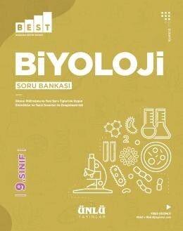 Ünlü Yayıncılık 9. Sınıf Biyoloji BEST Soru Bankası
