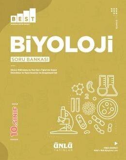 Ünlü Yayıncılık 10. Sınıf Biyoloji BEST Soru Bankası