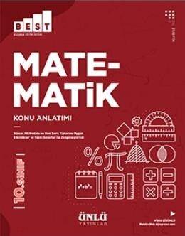 Ünlü Yayıncılık 10. Sınıf Matematik BEST Konu Anlatım