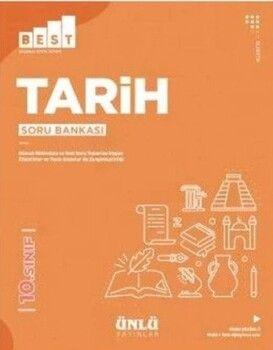 Ünlü Yayıncılık 10. Sınıf Tarih BEST Soru Bankası