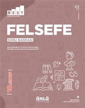 Ünlü Yayıncılık 10. Sınıf Felsefe BEST Soru Bankası