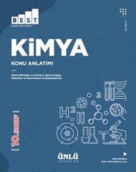 Ünlü Yayıncılık 10. Sınıf Kimya BEST Konu Anlatım