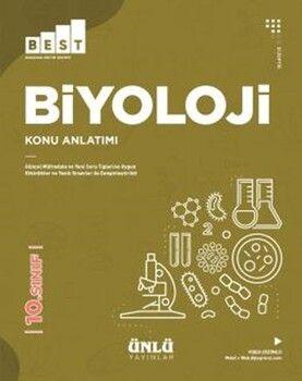 Ünlü Yayıncılık 10. Sınıf Biyoloji BEST Konu Anlatım