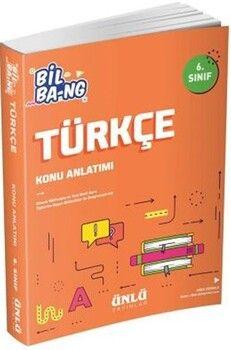 Ünlü Yayıncılık 6. Sınıf Türkçe Bil Bang Konu Anlatımı