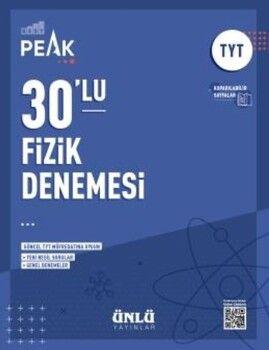 Ünlü Yayıncılık TYT Fizik Best Peak 30 lu Denemesi
