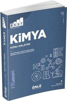 Ünlü Yayıncılık11. Sınıf Kimya BEST Konu Anlatımı