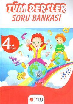 Ünlü Yayınları 4. Sınıf Tüm Dersler Soru Bankası