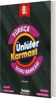 Ünlüler Karması 8. Sınıf Türkçe Soru Bankası
