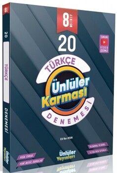 Ünlüler Karması 8. Sınıf Türkçe 20 Branş Deneme