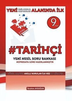 İbrahim Aydoğan 9. Sınıf Tarihçi Yeni Nesil Soru Bankası