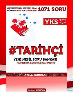 İbrahim Aydoğan TYT AYT Tarihçi Yeni Nesil Soru Bankası