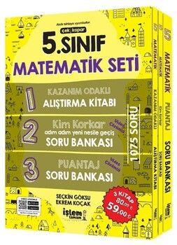 İşlem Tamam Yayınları5. Sınıf Matematik Seti