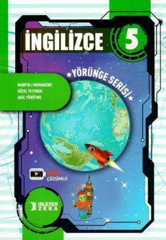 İşleyen Zeka 5. Sınıf İngilizce Yörünge Serisi Soru Bankası