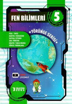 İşleyen Zeka 5. Sınıf Fen Bilimleri Yörünge Serisi Soru Bankası