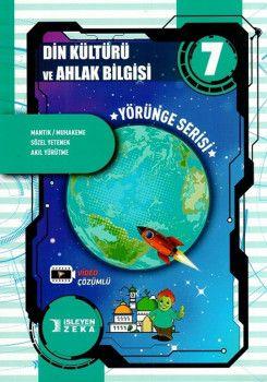 İşleyen Zeka 7. Sınıf Din Kültürü ve Ahlak Bilgisi Yörünge Serisi Soru Bankası