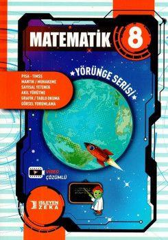 İşleyen Zeka 8. Sınıf Matematik Yörünge Serisi Soru Bankası