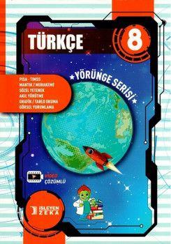 İşleyen Zeka 8. Sınıf Türkçe Yörünge Serisi Soru Bankası