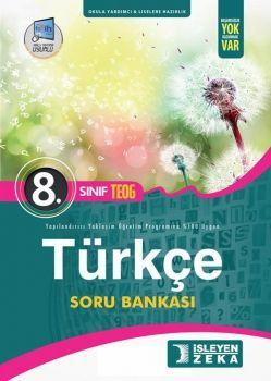 İşleyen Zeka 8. Sınıf TEOG Türkçe Soru Bankası