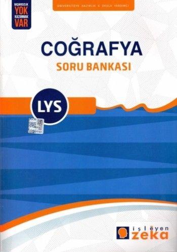 İşleyen Zeka LYS Coğrafya Soru Bankası