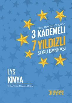 İşleyen Zeka Yayınları LYS Kimya 3 Kademeli 7 Yıldızlı Soru Bankası