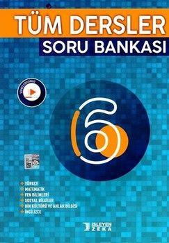 İşleyen Zeka Yayınları 6. Sınıf Tüm Dersler Soru Bankası
