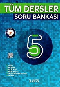 İşleyen Zeka Yayınları 5. Sınıf Tüm Dersler Soru Bankası