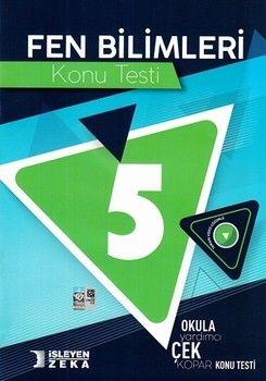 İşleyen Zeka Yayınları 5. Sınıf Fen Bilimleri Konu Testi