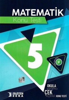 İşleyen Zeka Yayınları 5. Sınıf Matematik Konu Testi