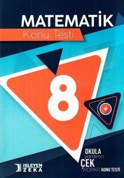 İşleyen Zeka Yayınları 8. Sınıf Matematik Konu Testi