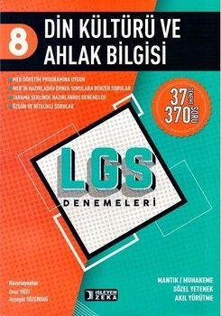 İşleyen Zeka Yayınları 8. Sınıf LGS Din Kültürü ve Ahlak Bilgisi Denemeleri