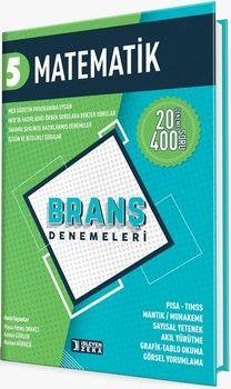 İşleyen Zeka Yayınları 5. Sınıf Matematik Branş Denemeleri