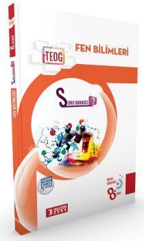 İşleyen Zeka Yayınları 8. Sınıf TEOG Fen Bilimleri Soru Bankası