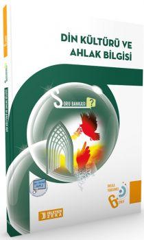 İşleyen Zeka Yayınları 6. Sınıf Din Kültürü ve Ahlak Bilgisi Soru Bankası