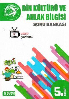 İşleyen Zeka Yayınları 5. Sınıf Yörünge Din Kültürü ve Ahlak Bilgisi Soru Bankası