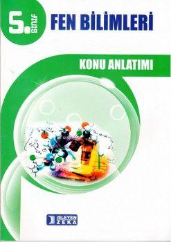 İşleyen Zeka Yayınları 5. Sınıf Fen Bilimleri Konu Anlatımı