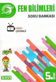 İşleyen Zeka Yayınları 5. Sınıf Yörünge Fen Bilimleri Soru Bankası